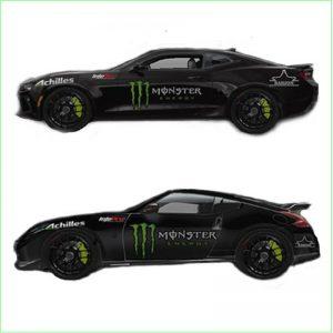 Curso de Drift com Camaro ou 370Z Nismo